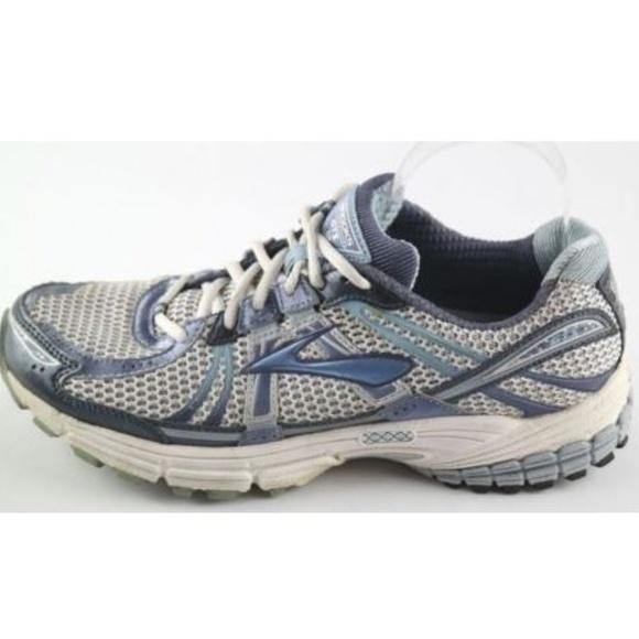 d191a75825131 Brooks Shoes - Brooks Adrenaline GTS 12 Blue Gray Sz 9.5